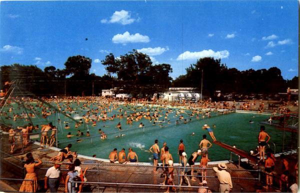 The Municipal Swimming Pool Wichita Ks