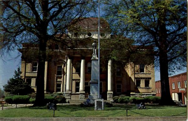 Iredell County Court House Statesville Nc