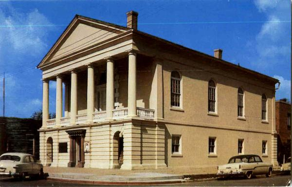 Georgetown County Courthouse South Carolina
