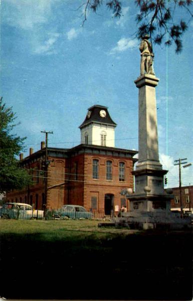 Clerk of Superior Court - Macon County, GA