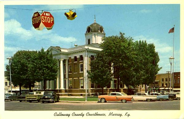 Calloway county courthouse murray ky Calloway homes