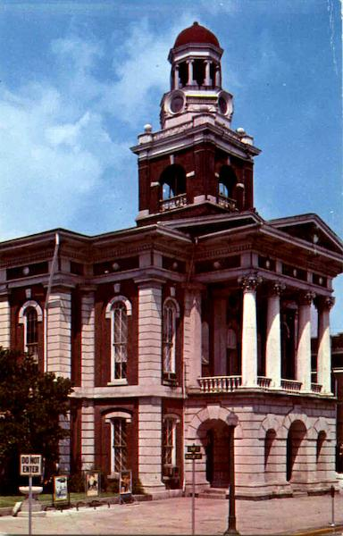 Christian County Courthouse Hopkinsville Kentucky