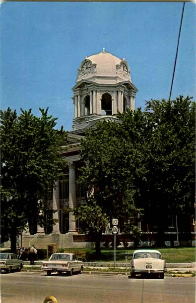 Muhlenberg County Courthouse Greenville Kentucky