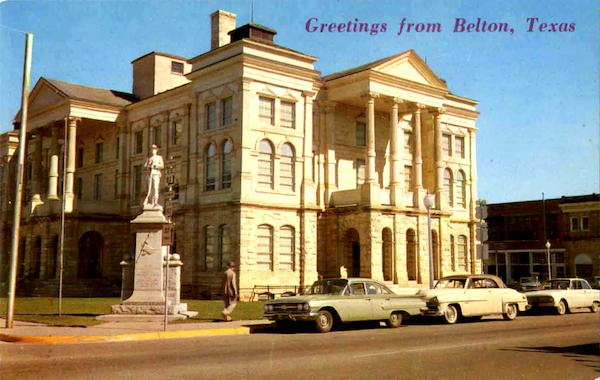 Greetings From Belton Texas