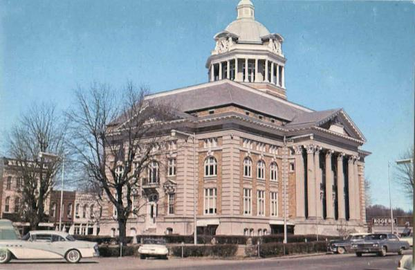 Giles Co. Court House Pulaski Tennessee