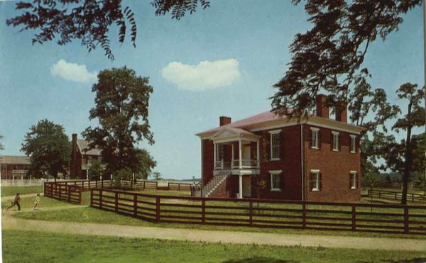 Appomattox Court House, National Historical Park Virginia