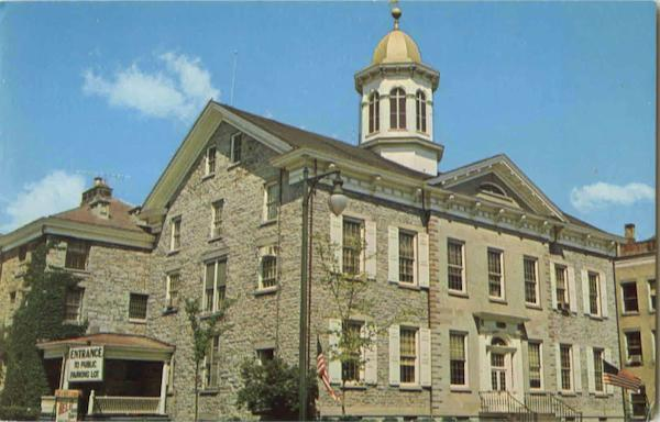 Ulster County Court House Kingston New York