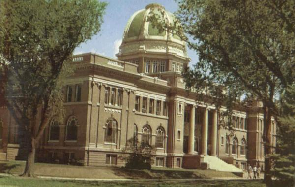 Chaves County Court House Roswell New Mexico