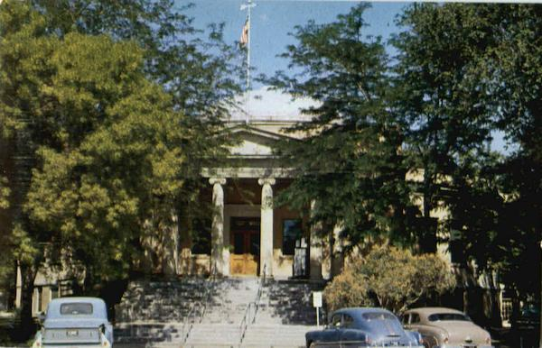 Pershing County Court House Lovelock Nevada