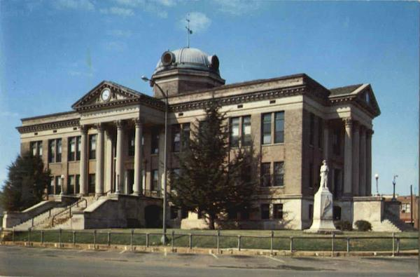 Limestone County Courthouse Athens Alabama