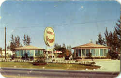 Rotunda Motel, 122 Street