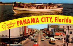 Greetings From Panama City