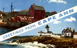 Greetings From Cape Ann