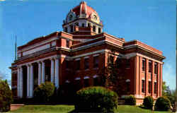 Beauregard Parish Court House