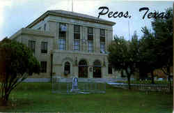 Reeves County Court House
