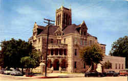 Comal County Court House