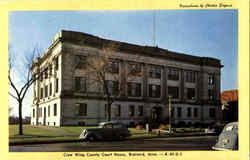 Crow Wing County Court House