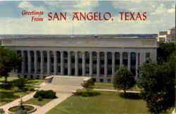 Greetings From San Angelo
