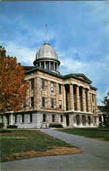 Former State House At Springfield