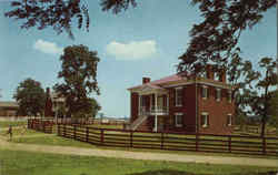 Appomattox Court House, National Historical Park