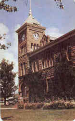 The Coconino County Court House