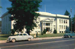 Josephine County Court House