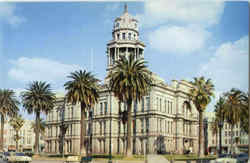 The San Joaquin County Court House