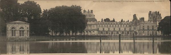 Palais de Fontainebleau L'Etang