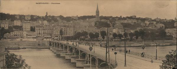 Saint-Cloud - Panorama