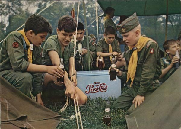 1960 Boy Scouts of America Fifth National Jamboree Colorado Springs