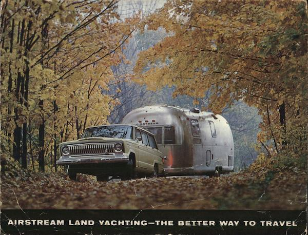 Airstream Land Yachting Trailers, Campers & RVs