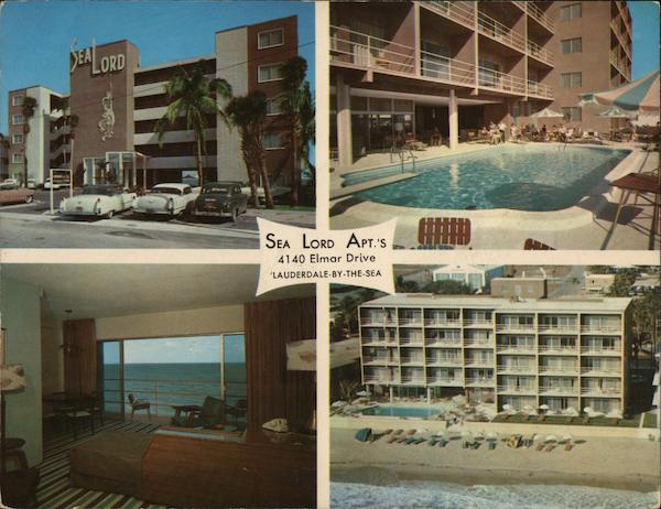 Sea Lord Apartments Lauderdale-by-the-Sea Florida