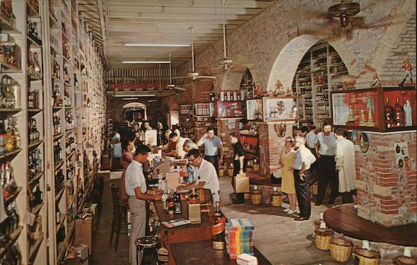 A. H. Riise - Liquor Store, Main Street St. Thomas Virgin Islands