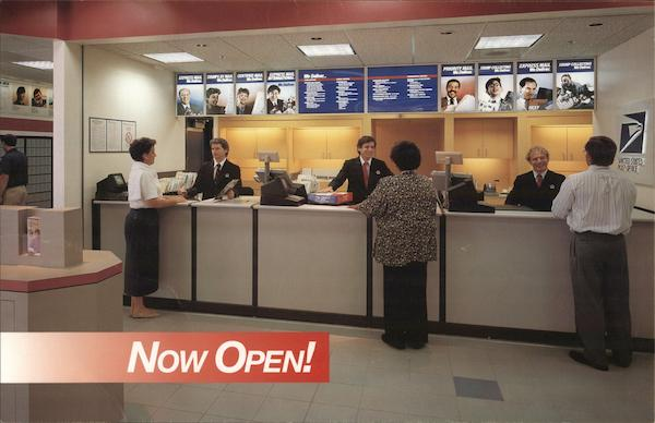 Now Open! The United States Postal Service Denver Colorado
