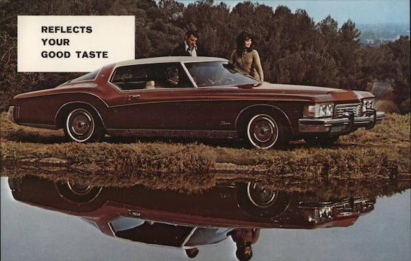 1973 Buick Riviera Cars