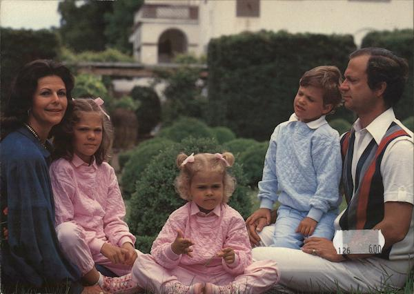 Royal Family of the Kingdom of Sweden Royalty