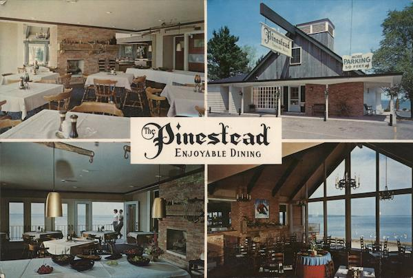 Pinestead Restaurant Traverse City Michigan