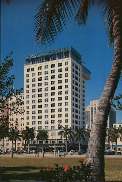 Columbus Hotel Miami Florida