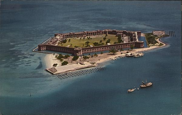 Fort Jefferson National Monument Key West Florida