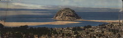 View of Bay and Morro Rock