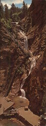 Seven Falls in South Cheyenne Canon