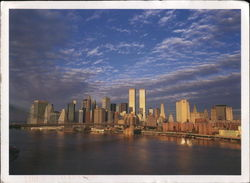 New York Large Format Postcard