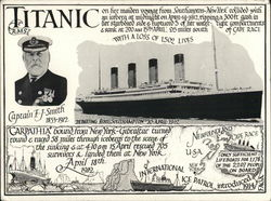 1982 70th Anniversary Sinking of the Titanic