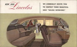 The New 1950 Lincolns