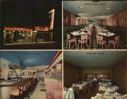Chiam Restaurant Large Format Postcard