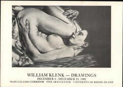 William Klenk - Drawings