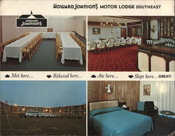 Howard Johnson's Motor Lodge Southeast
