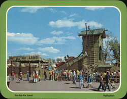 Valleyfair - Jolly Green Giant's Ho-Ho-Ho Land