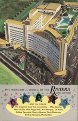 The Wonderful World of the Riviera