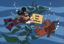 Mickey Mouse: Hello From California